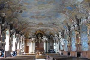 Perła śląskiego baroku Aula Leopoldyńska odzyskuje blask