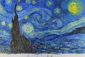 "Obrazy z filmu ""Twój Vincent"" z sukcesem na koncie"