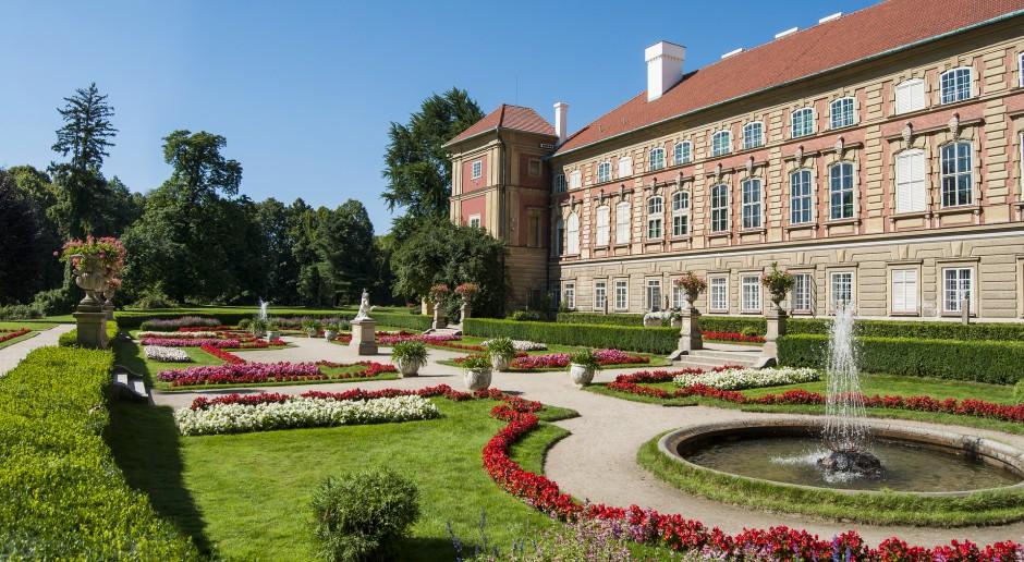 Muzeum-Zamek w Łańcucie ponownie otwarte