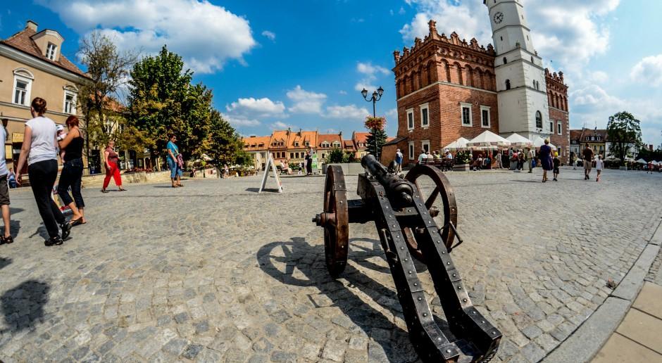23 mln zł z UE na rewitalizację Sandomierza