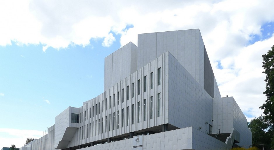 Wybitny fiński architekt Alvar Aalto okiem Ryszarda Nakoniecznego