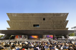 Design roku - National Museum of African American History and Culture