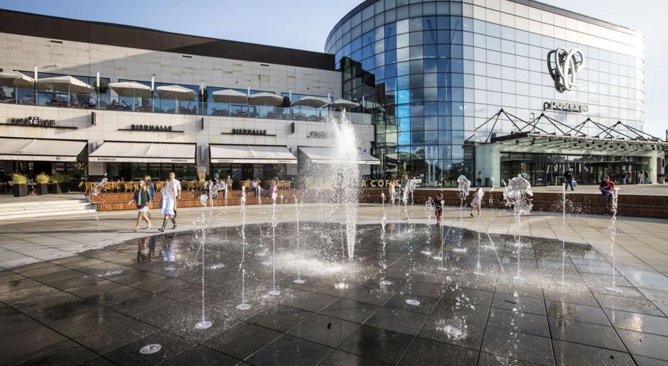 Architektura centrum handlowego Posnania doceniona. Projekt wart głównej nagrody?