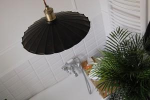 Zabawa formą, czyli łazienka dobrze oświetlona