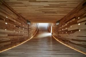 Najciekawsze realizacje z drewna