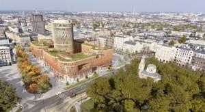 Na ten projekt czeka cała Łódź. Oto Centrum Biurowe Fabryczna