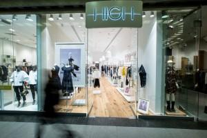 Drugi w Polsce salon High by Claire Campbell już otwarty