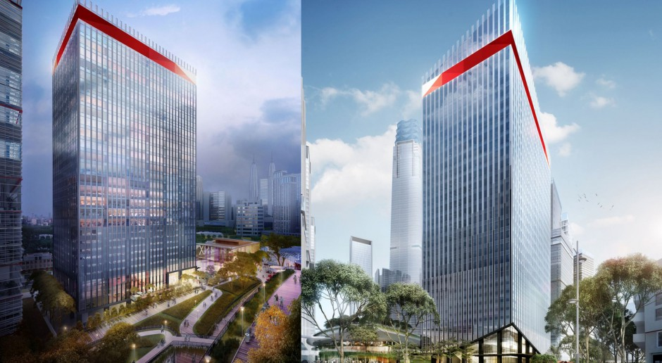Takie wieżowce powstają w Kuala Lumpur