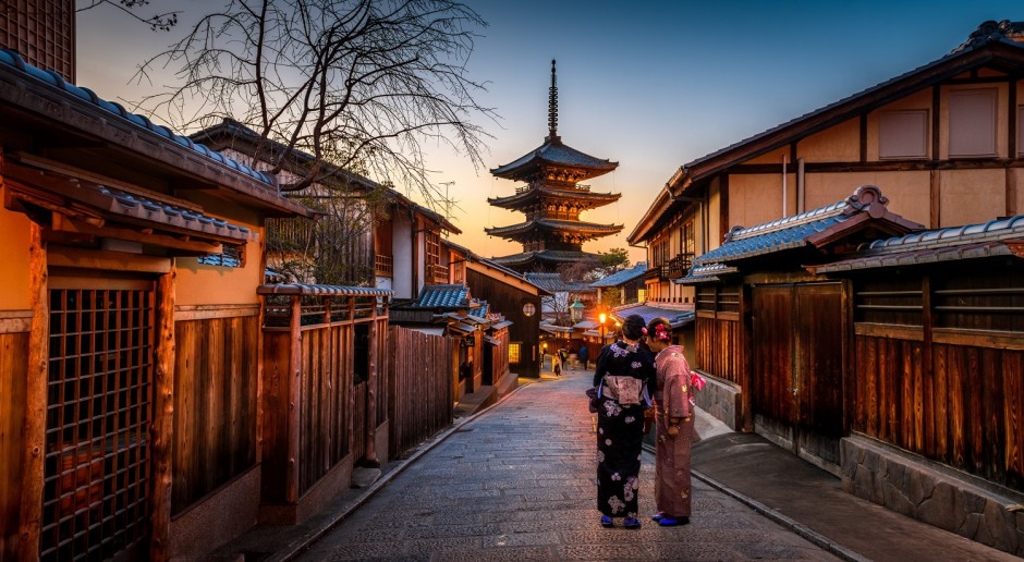Japońskie kimona na wystawie w krakowskiej Mandze