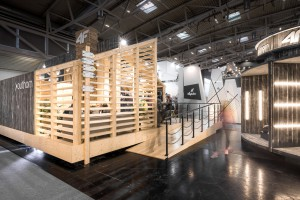 Olimpijskie kolekcje 4F w pawilonie inspirowanym obserwatorium na Śnieżce i górską architekturą