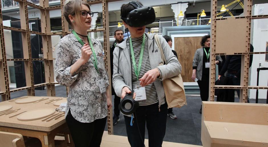 Finsa przenosi klientów do wirtualnej rzeczywistości