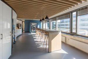 Zobacz najnowsze biuro Samsung w Holandii