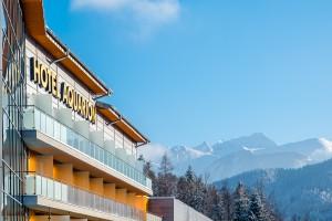 Wielkie otwarcie hotelu Aquarion w Zakopanem