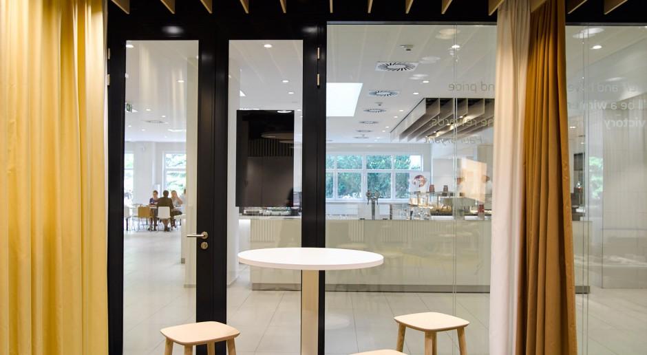 Biuro Innogy w Czechach pobudza do pracy niczym mocna kawa