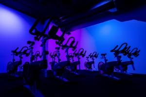 Exuma Gym - luksusowy fitness w The Tides