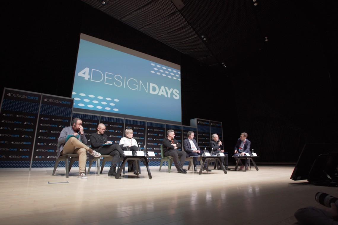 Zobacz film z pierwszego dnia 4 Design Days! Uczta dla tych, którzy kochają dobrą architekturę i design!