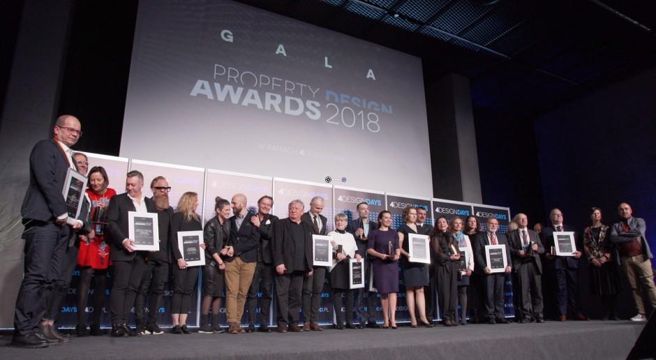 Property Design Awards 2018 przyznane - zobacz film