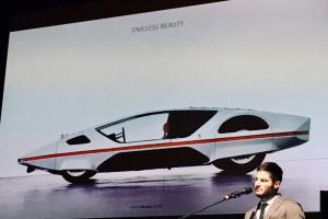 Legendarne studio Pininfarina Extra na scenie - tak otwieramy drugi dzień 4 Design Days 2018!