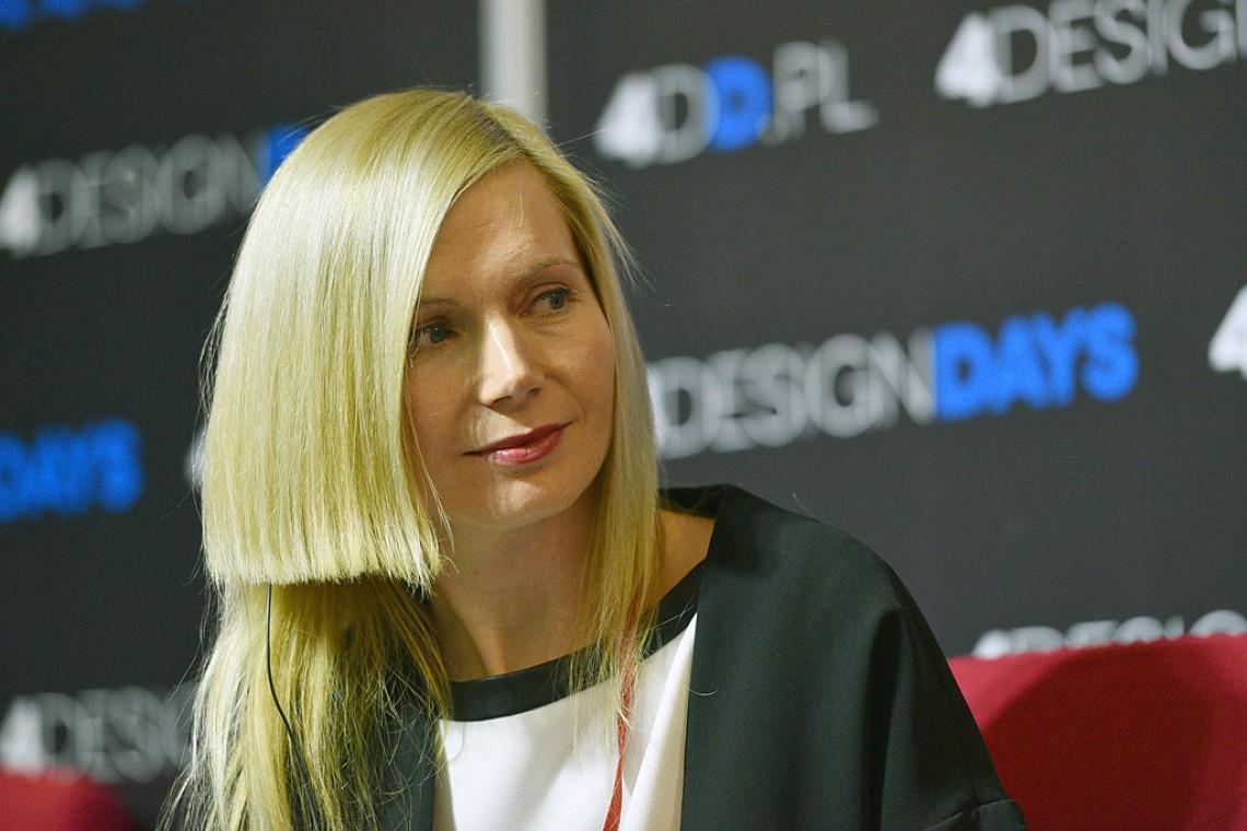 Anna Vonhausen: Projektując fotel biurowy zaczynamy od silnika