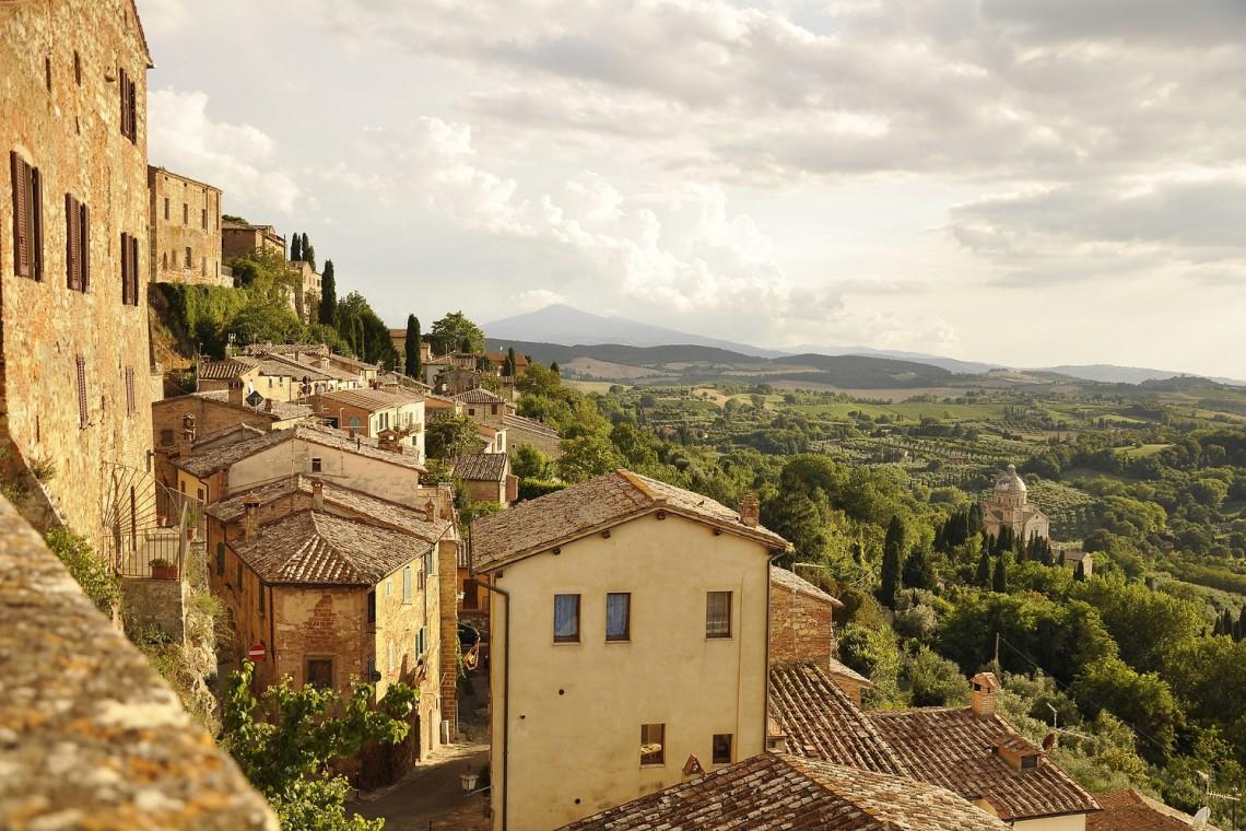 Dom Michała Anioła w Toskanii wystawiony na sprzedaż