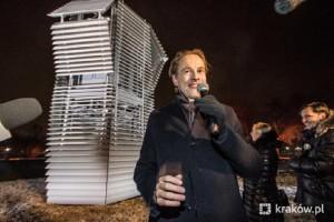 Oto unikalna na skalę świata krakowska instalacja oczyszczająca powietrze