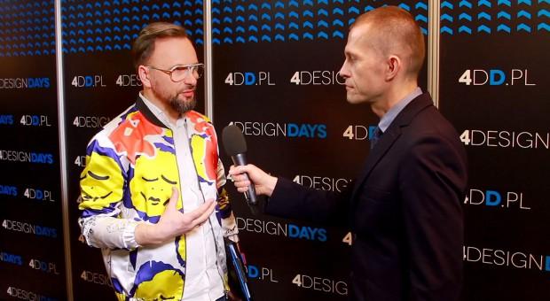 Artur Indyka: 2018 to rok koloru we wnętrzach