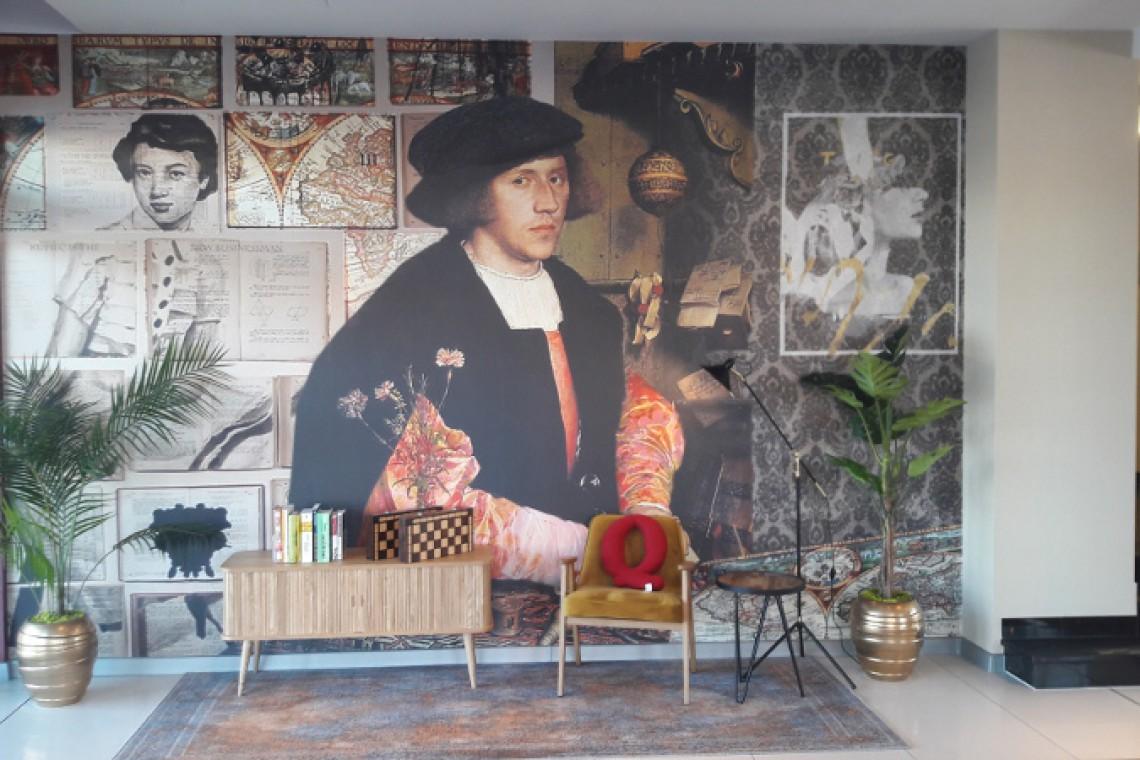 Gdański hotel w nowej odsłonie. Heweliusz zagościł w Qubus Hotel Gdańsk