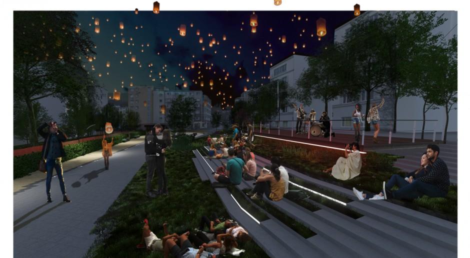 Oto efekt współpracy gdańskiego ASP i Miasta Wspólnego: Pocket Parks Gdynia