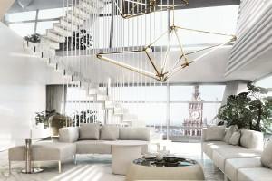 Perła luksusu na sprzedaż. Kto kupi najwyżej położony w Unii Europejskiej penthouse w Złotej 44?