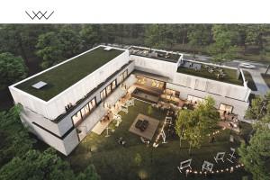 Oto Ratuszowa 6 szkicu Cudo Studio - obiekt na miarę Hali Koszyki i Konesera