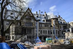Pałac Steinertów odzyskuje już blask