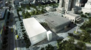 Podpisano umowę na budowę Muzeum Sztuki Nowoczesnej w Warszawie