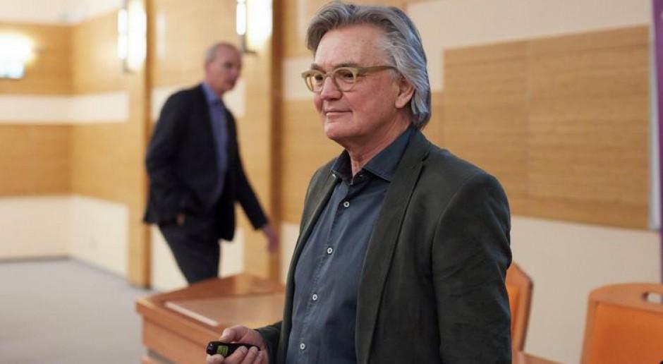 Niek Roozen - legendarny architekt krajobrazu z wizytą w Łodzi. Miasto walczy o zielone Expo