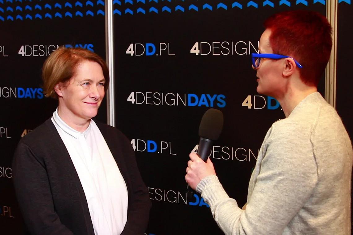 """Ewa Gołębiowska na 4DD: """"dizajnerski"""" to nie zawsze coś pozytywnego"""