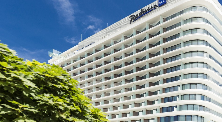 Zielona energia w Radisson Blu Resort