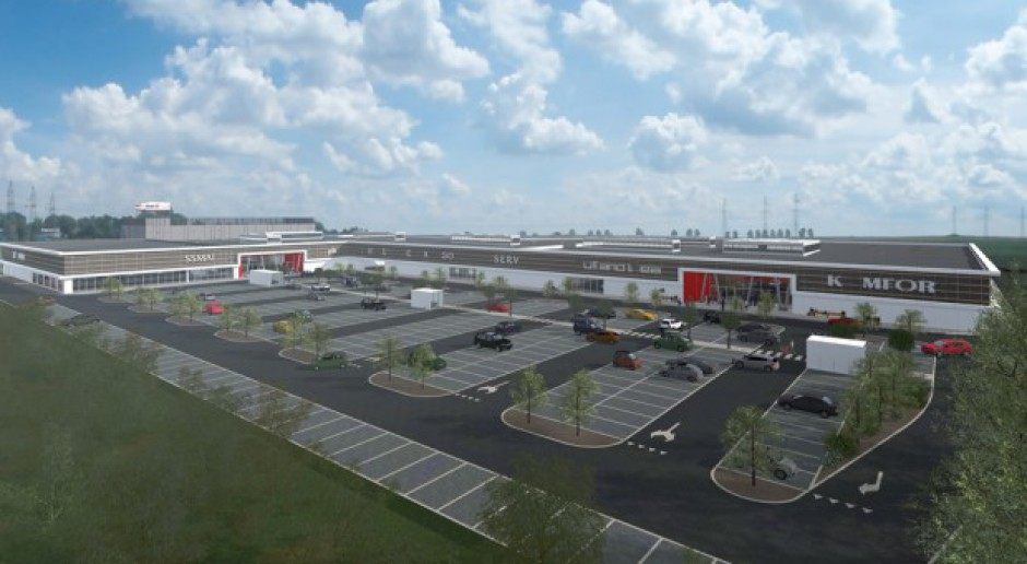 NMS Architekci zaprojektują nową galerię handlową w Kołobrzegu