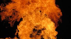 Spłonął zabytkowy budynek Zakładu Przyrodoleczniczego w Szczawnie-Zdroju