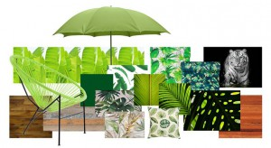 Efekt dżungli we wnętrzu