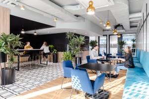 Biuro, które pobudza silniej niż poranna kawa