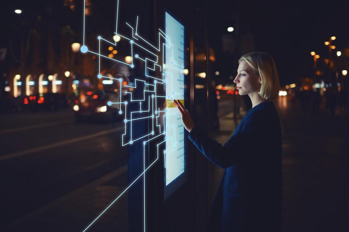 Czy technologia SmartGlass zrewolucjonizuje witryny sklepowe?