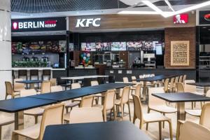Nowy food court i odświeżone wnętrza - krakowskie Factory zalśniło