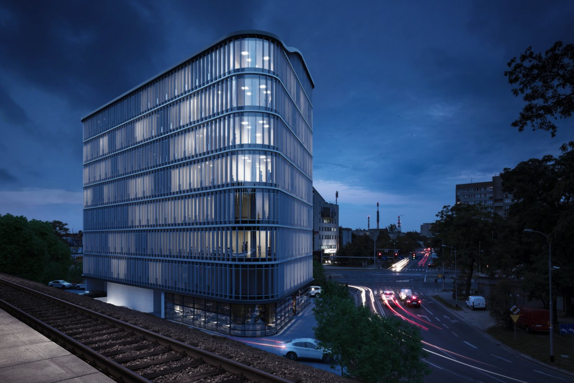 Inwestycja SQ Business Center Wrocław wychodzi z ziemi