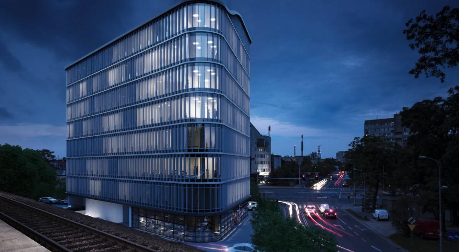 SQ Business Center Wrocław pnie się w górę