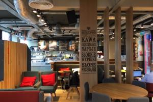 Costa Coffee: Kontynuujemy trend indywidualnego projektowania kawiarni