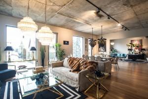 Od stóp do głów glamour - taki jest showroom Clue Studio