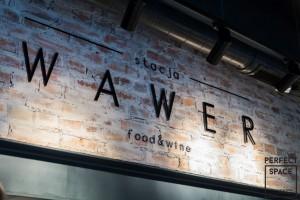 """Fabryka dobrego jedzenia, czyli """"Stacja Wawer"""""""