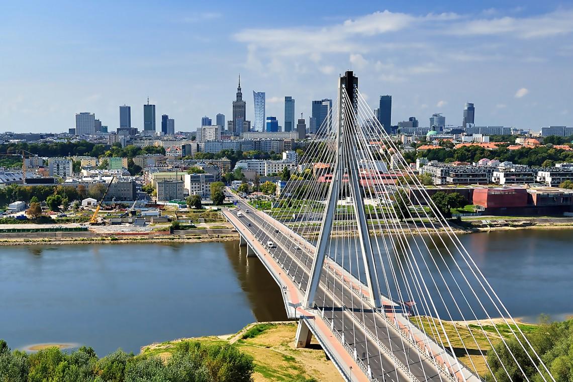 Warszawa najlepsza w Europie pod względem inteligentnej mobilności transportu publicznego