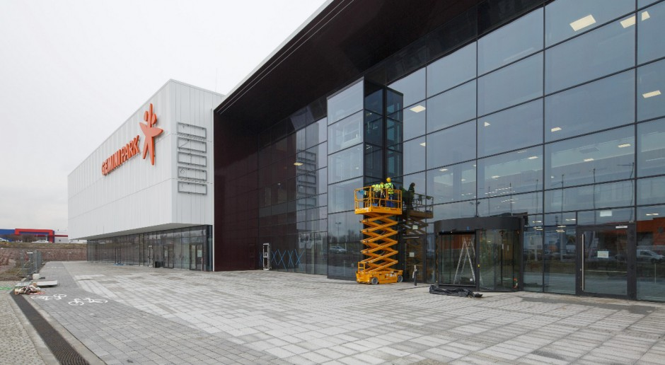 Najnowsza galeria handlowa na Śląsku ze zgodą na użytkowanie