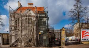 Łódzka odnowa. Dawna szkoła i zabytkowa willa z nową funkcją