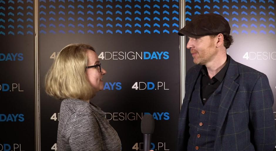 Jimi Ogden: Lubię nowoczesny design, ale odczuwam nostalgię i pasję do starych rzeczy